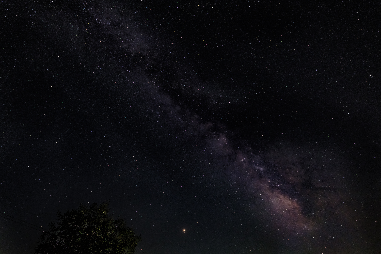 Melkweg en Mars